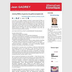 Jeremy Rifkin, le gourou du gotha européen (2)