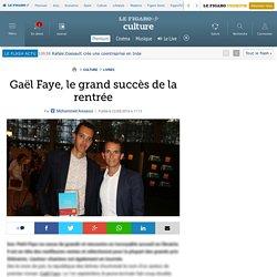 Gaël Faye, le grand succès de la rentrée