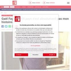 Gaël Faye: «Petit pays n'est absolument pas mon histoire»