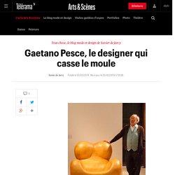 Gaetano Pesce, le designer qui casse le moule