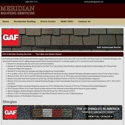 GAF Authorized Roofer