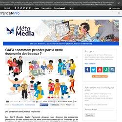 GAFA : comment prendre part à cette économie de réseaux
