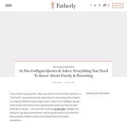 Jim Gaffigan - 12 Parenting Quotes & Jokes About Kids