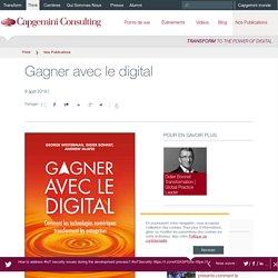 Livre : Gagner avec le digital