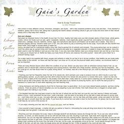 Gaia's Garden : Library : Herblore
