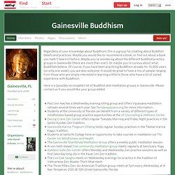 gville buddhism