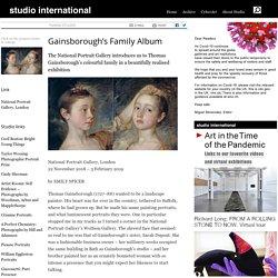Gainsborough's Family Album