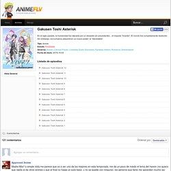 Gakusen Toshi Asterisk Online