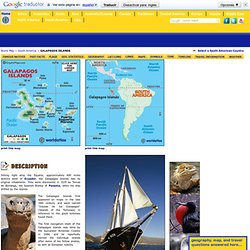 a geography of galapagos 5 themes of geography: ecuador by: becca jones location the absolute location of ecuador is 2 place physical features human features galapagos islands full transcript more presentations by rebecca jones copy of 5 themes of geography world geography presentation copy of 5 themes.