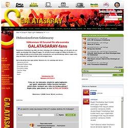 Diskutera Galatasaray - Süper Lig