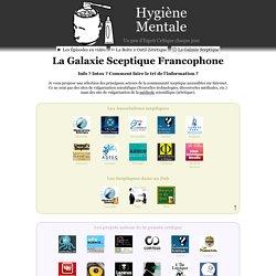 La Galaxie Sceptique Francophone