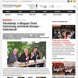 Vásárhely: a Magyar Úszó Szövetség szívének közepe - Galériával!
