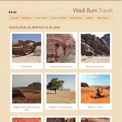 Wadi Rum Travel (Pascale)