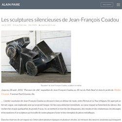 Les sculptures silencieuses de Jean-François Coadou