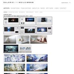 GALERIE URS MEILE, BEIJING - LUCERNE - Artists , Cheng Ran, Works