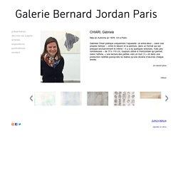 CHIARI, Gabriele - Galerie Bernard Jordan -