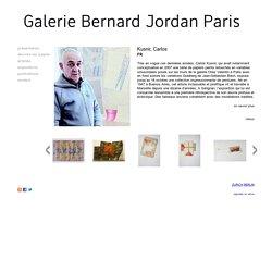 KUSNIR, Carlos- Galerie Bernard Jordan -