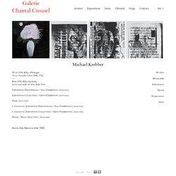 Galerie Chantal Crousel - Michael Krebber