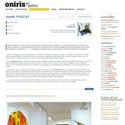 Oniris » galerie d'art contemporain a Rennes » claude VIALLAT