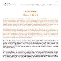 Galerie Downtown Power Nap - Galerie Downtown