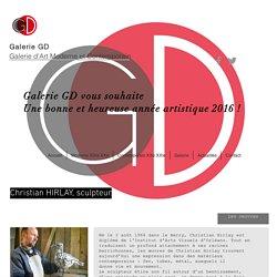 Galerie GD Christian HIRLAY