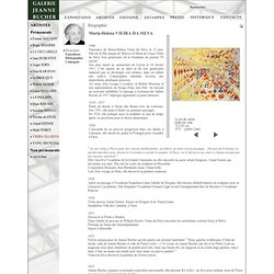 Galerie jeanne-bucher - Biographie