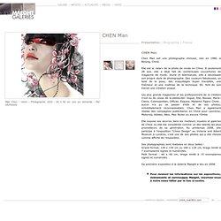 ][ ** La Galerie Maeght ** ][ CHEN Man - Présentation