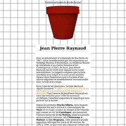 Jean Pierre Raynaud