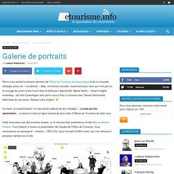 Article Etourisme.info // Galerie de portraits