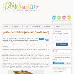 Galette de brocoli au parmesan