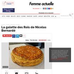 La galette des Rois de Nicolas Bernardé