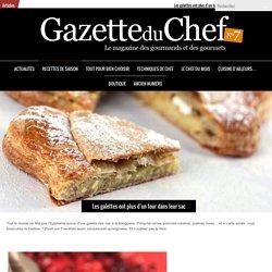 Les galettes ont plus d'un tour dans leur sacLa Gazette du Chef