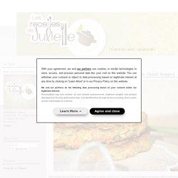 Galettes végétales de légumes aux flocons d'avoine {Jeudi Veggie} - Les recettes de Juliette