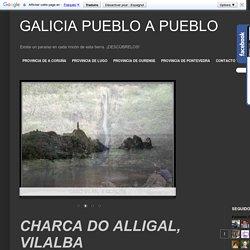 GALICIA PUEBLO A PUEBLO: CHARCA DO ALLIGAL, VILALBA