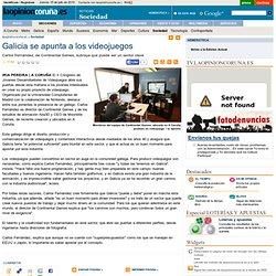 Galicia se apunta a los videojuegos