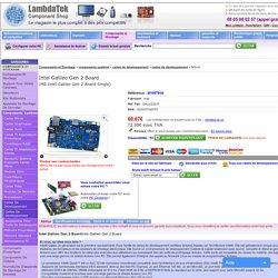 GALILEO2.P Intel Galileo Gen 2 Board (MB Intel Galileo Gen 2 Board Single)
