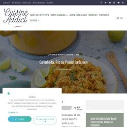 Galinhada : Riz au poulet brésilien