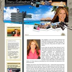 Tracy Gallagher - Travel Journalist