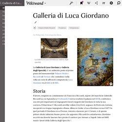"""La capra è """"vera"""" ed io ... solo un riflesso! - Galleria degli Specchi, Luca Giordano (Palazzo Medici Riccardi, Firenze)"""