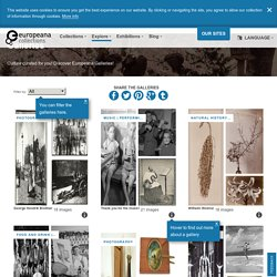 Galleries - Europeana Collections