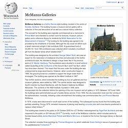 McManus Galleries