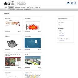 Improving datavis for the public sector