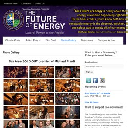 The Future of Energy FilmThe Future of Energy Film
