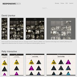 Gallery Archives – Responsive Deck
