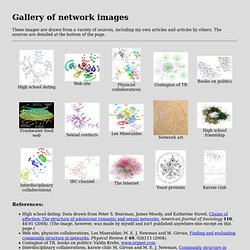 Gallery of network images