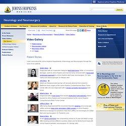 Johns Hopkins Neurology and Neurosurgery