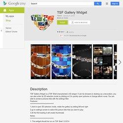 TSF Gallery Widget