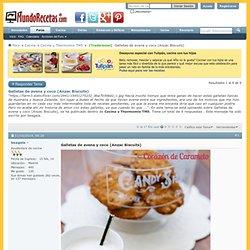 Galletas de avena y coco (Anzac Biscuits) [Tradicional]