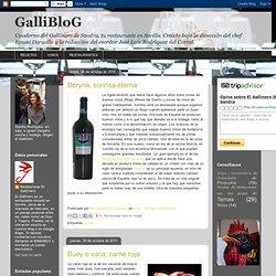GalliBloG: octubre 2011