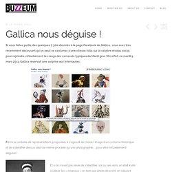 Gallica nous déguise !